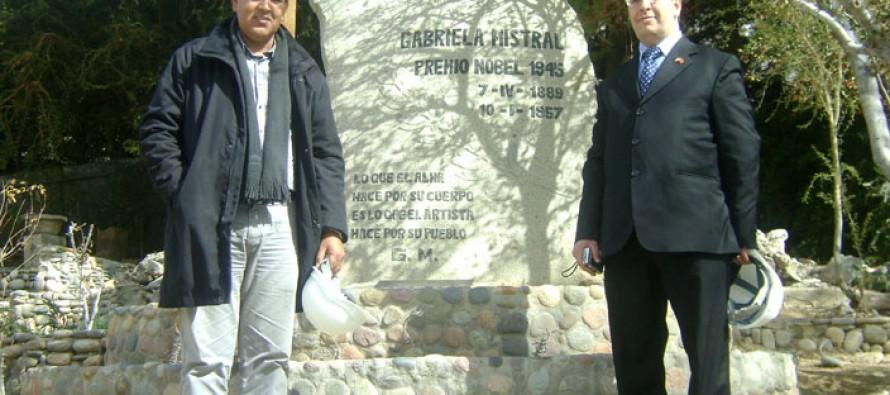 En Marruecos editan libro que divulga en árabe obra y poesía de Gabriela Mistral