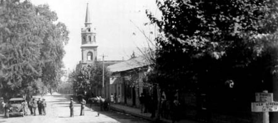 Los iconos en los 192 años de historia de Vicuña
