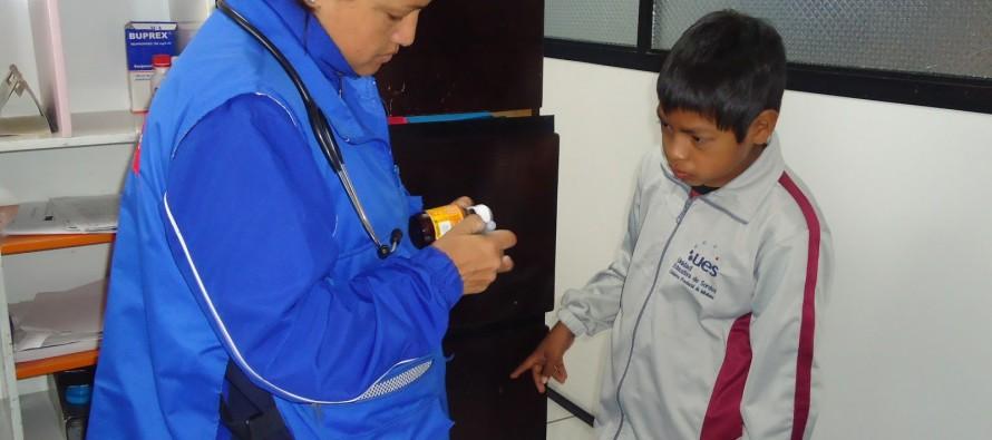 Un total de 90 millones de pesos se invertirán en mejoramientos de Estaciones Médico Rurales