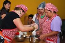 Incentivan a mujeres de Marquesa al emprendimiento con capacitación gastronómica