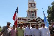 Gauchos argentinos  y huasos chilenos se unieron en la Sexta Cabalgata a la Difunta Correa