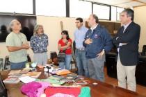 Proyectan construir espacio dedicado exclusivamente a los artesanos del valle de Elqui