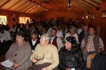 Aúnan fuerzas para restablecer conversaciones entre INDAP y campesinos