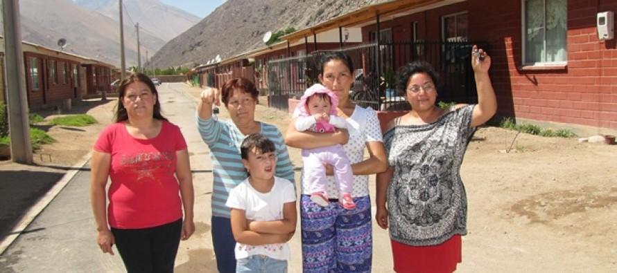 Un total de 13 familias de Vicuña consiguen subsidios y le asignan plusvalía a viviendas y barrios