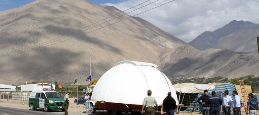 Observatorio Mamalluca contará con dos nuevas cúpulas para un mejor servicio turístico