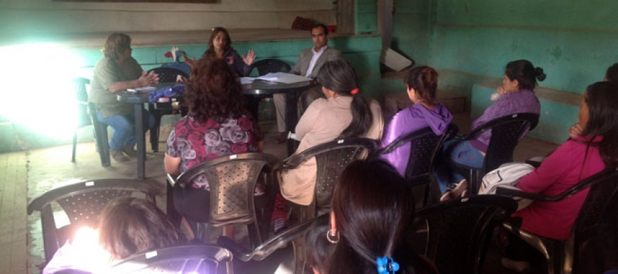 Solicitan con urgencia un jardín infantil para  niños y niñas de localidad de El Romero
