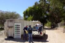 Más de 6 mil envases vacíos de plaguicidas se recolectaron en Vicuña