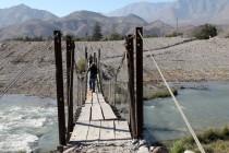 Analizan proyectos para las localidades de San Carlos y La Compañía