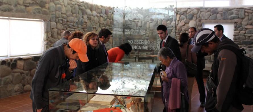 Con proyecto de recuperar material inédito se conmemora aniversario 124 de Gabriela Mistral