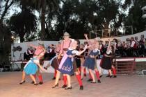 """Orquesta de Vientos de Alemania """"Winzerkapelle Köndringen"""" deleitó al público elquino"""