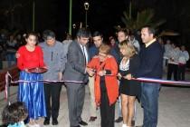 San Isidro cuenta con renovada plaza que tuvo  una inversión de 50 millones de pesos
