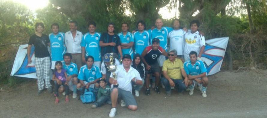 C.D Lourdes se coronó campeón en torneo preparatorio del fútbol rural