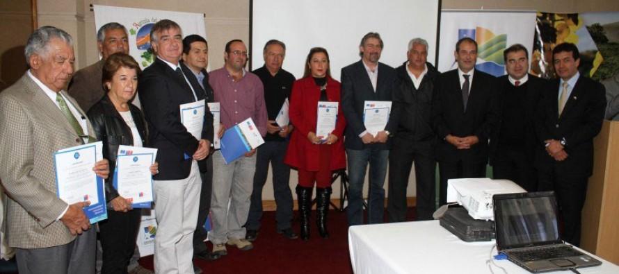 Acreditan a empresas de Vicuña y Paihuano con estándares de Producción Limpia
