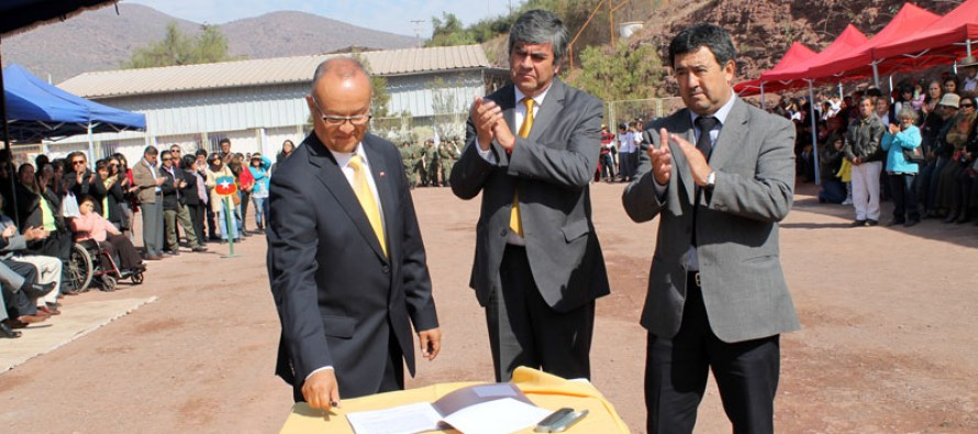 Revalorizan Ruta Antakari con firma de convenio para poder potenciarla turísticamente