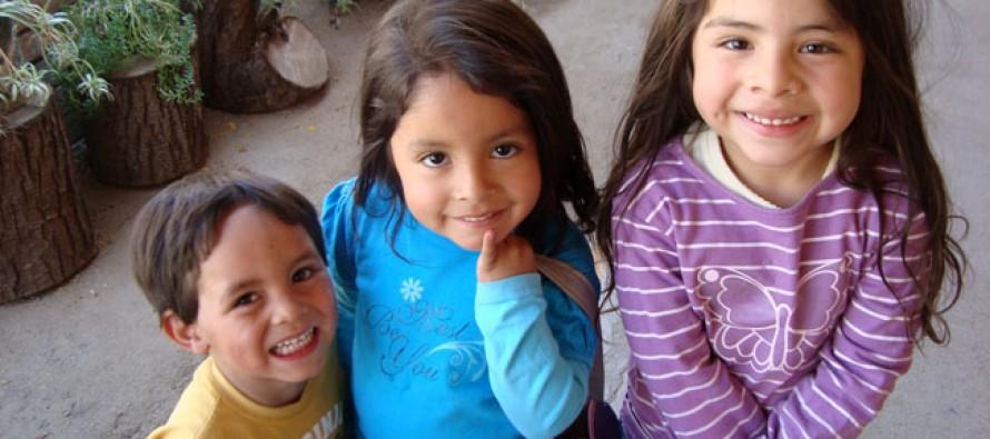 Jardines infantiles del valle de Elqui incrementan sus recursos