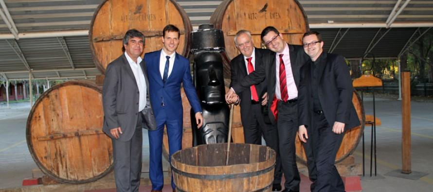 Empresarios rusos y polacos visitan Vicuña con el fin de invertir en energía fotovoltaica y minería