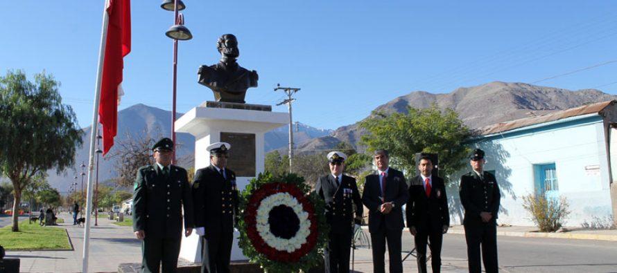 Invitan al tradicional acto y desfile en honor a las Glorias Navales en Vicuña