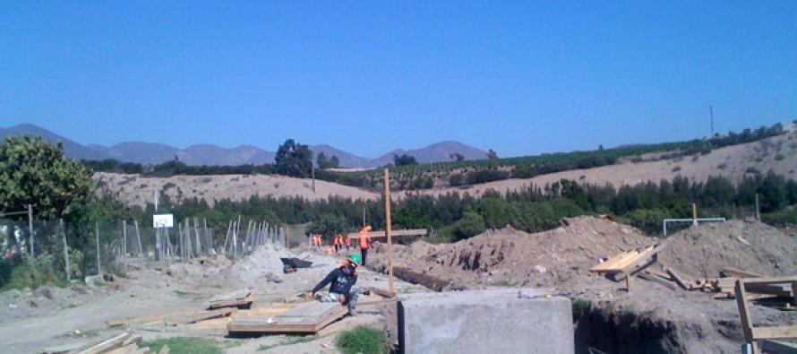 Un total de seis APR de Vicuña serán mejorados con recursos de emergencia