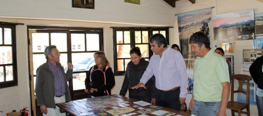 Departamento de Calingasta y comuna de Vicuña buscan integración a través de convenio