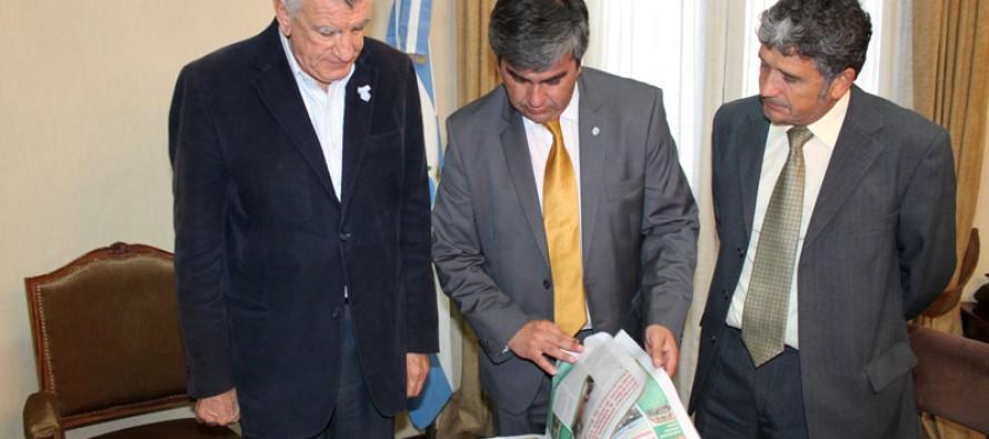 Vicuña estrecha lazos de integración en Argentina con Pocito, San Juan y Calingasta