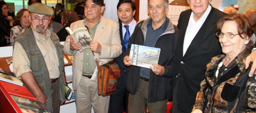 Buenos Aires recibe a la Región de Coquimbo y San Juan en multitudinaria Feria Internacional del Libro
