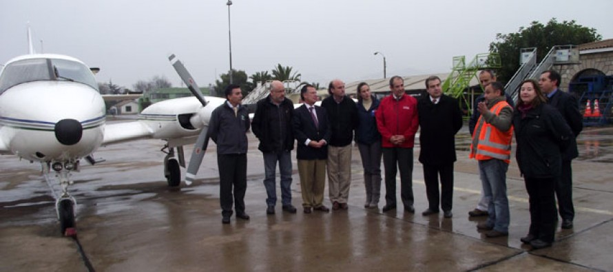 Firman acuerdo para Siembra de Nubes 2013 y así estimular frente de mal tiempo en la zona