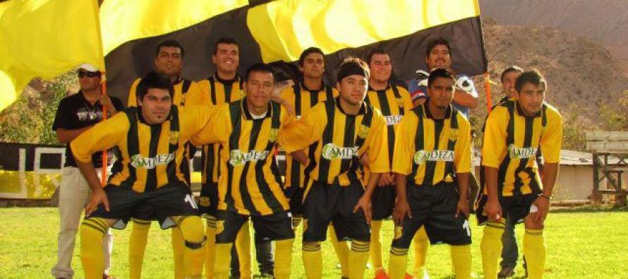 Peñarol de Gualliguaica es el puntero del campeonato ANFUR valle del Elqui