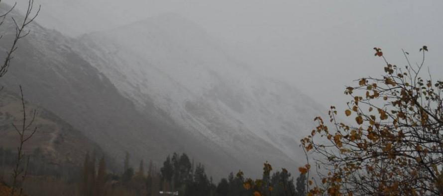Sistema frontal llegaría este fin de semana a las comunas de Vicuña y Paihuano