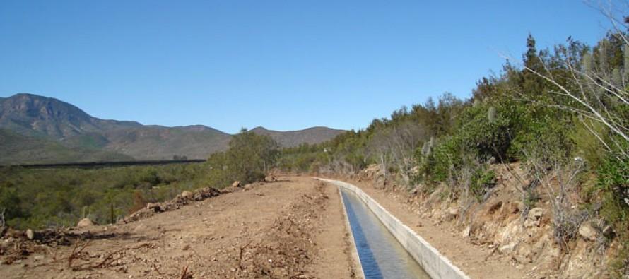 Invitan a regantes a presentar sus proyectos a concurso de Ley de Riego como parte del Plan Sequía
