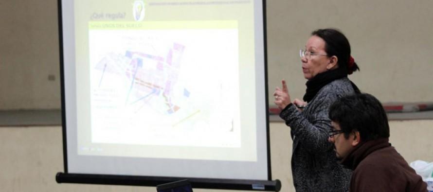 Analizan junto a vecinos el futuro Plan Regulador para la comuna de Paihuano
