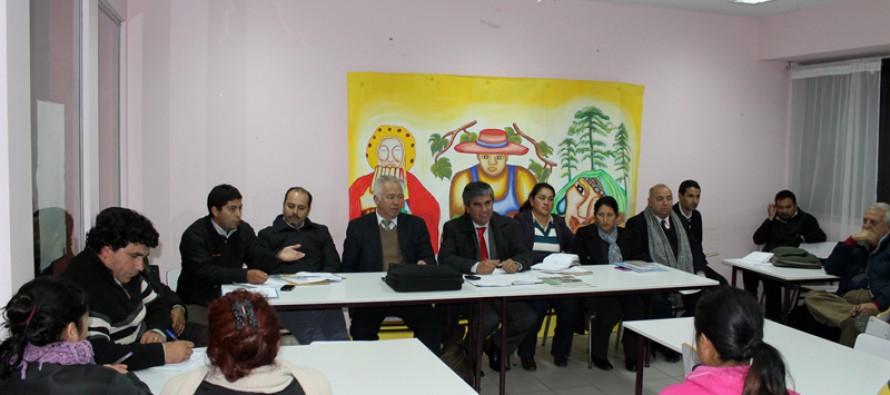 Continúan reuniones en la comuna para analizar inquietudes e iniciativas de los vecinos