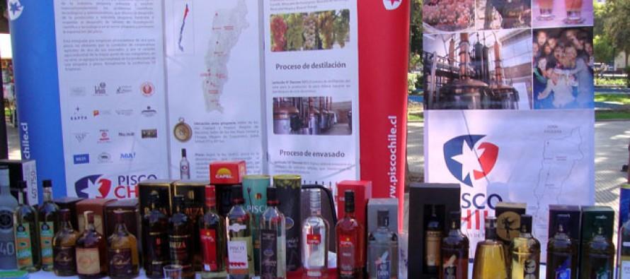Piscos chilenos participarán en competencia de vinos y espirituosos más importante de América
