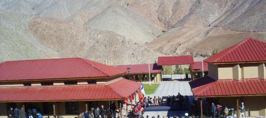Liceo Mistraliano de Paihuano celebró ocho años de labor educativa