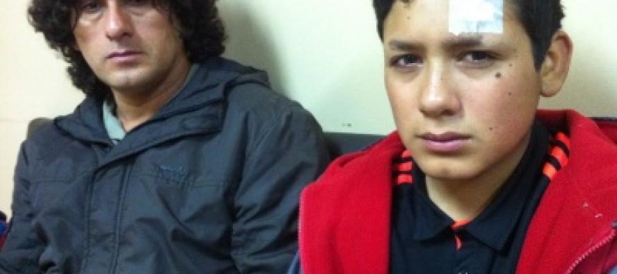 Pelea entre estudiantes en El Molle deja a joven herido y denuncia en Carabineros