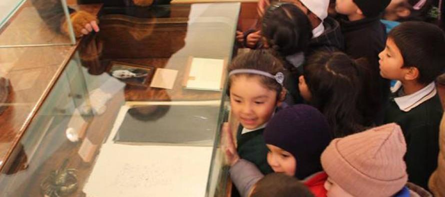En Museo Gabriela Mistral se completan las inscripciones al taller de Kamishibai