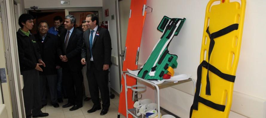 Inauguran posta de salud de Gualliguaica con una inversión de 275 millones de pesos