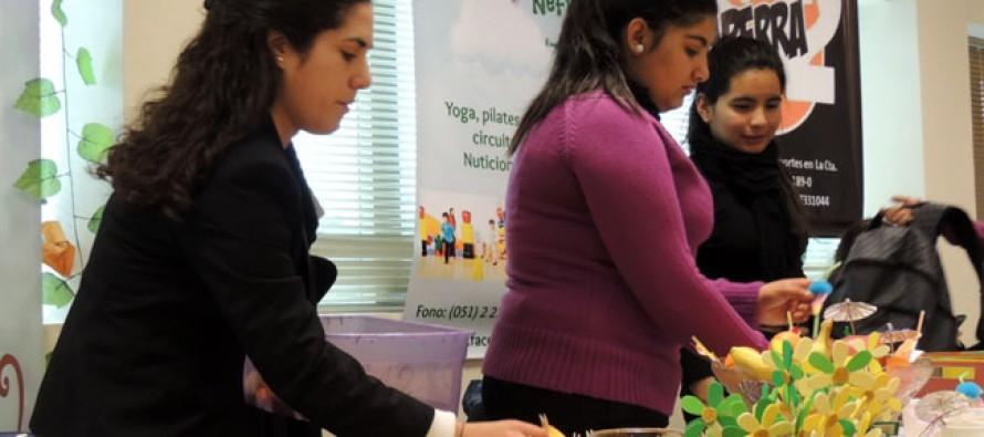Incentivan el emprendimiento entre alumnos de la Escuela de Ciencias Empresariales de la UCN