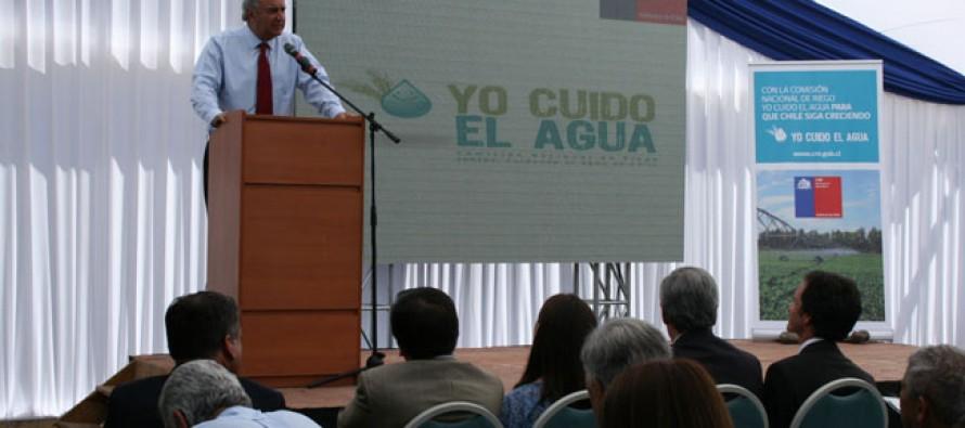 CNR beneficia a más de 14.000 agricultores u organizaciones de regantes en primer semestre de 2013