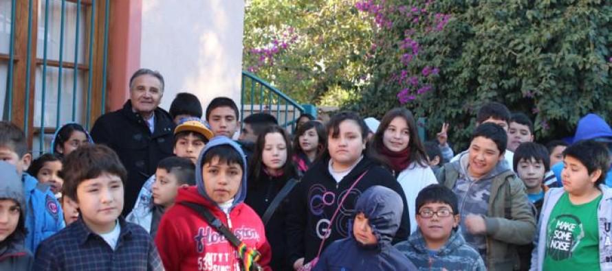 Niños y niñas de Paihuano disfrutaron del mes de julio con diversas actividades recreacionales