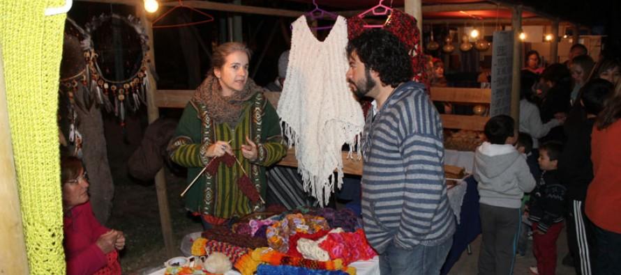 Ferias artesanales y culturales se convierten en atractivo turístico en vacaciones de  invierno