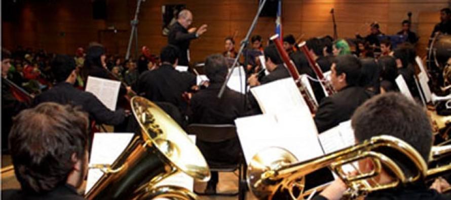 Orquesta Clásica de la UCN se presentará en el Teatro Municipal de Vicuña