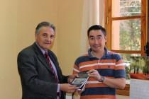 Lanzan libro con historias y logros del Club Deportivo Joaquín Vicuña