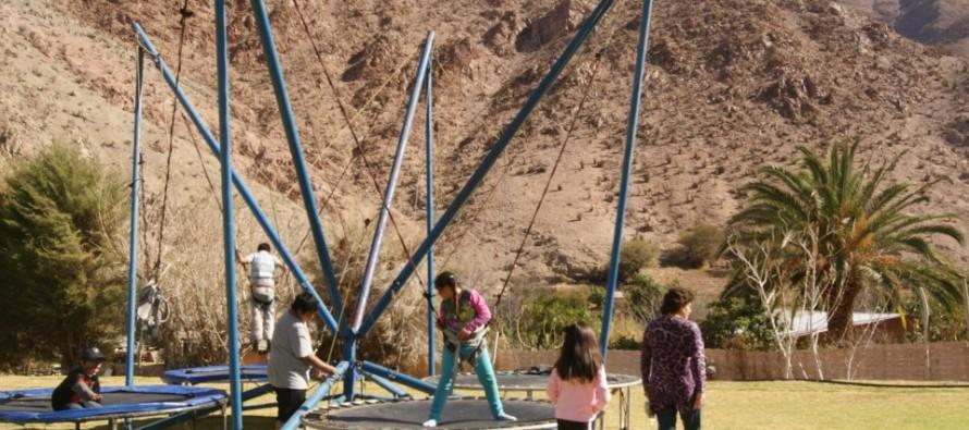 Durante todo el día disfrutarán de su día los niños y niñas de Paihuano