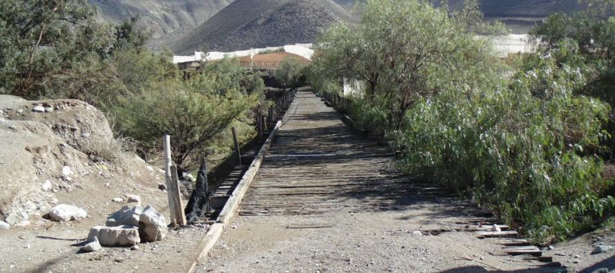 Antiguo Puente de Rivadavia