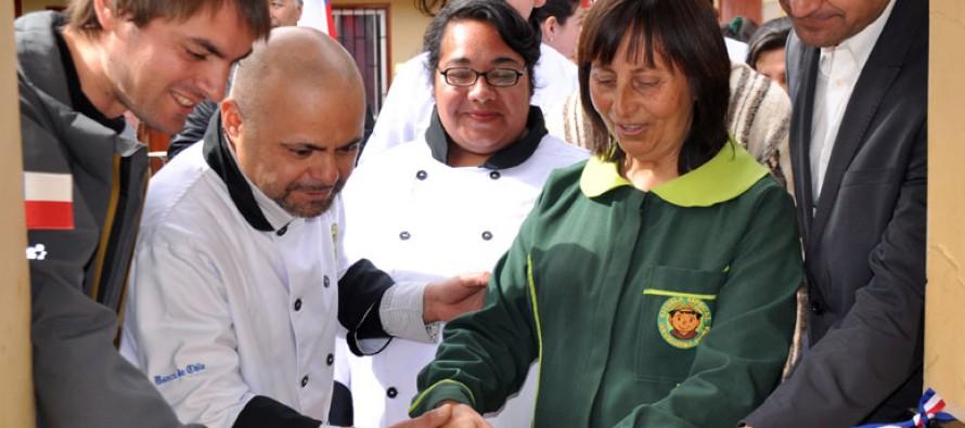 Escuela San Guillermo potencia el emprendimiento con Desafío Levantemos Chile