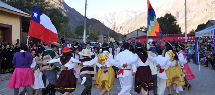 Diaguitas reconoce a sus raíces y celebra los 141 años de vida como Pueblo Originario