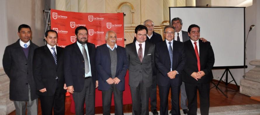 Municipios elquinos firman convenio para mejorar la trasparencia en sus instituciones