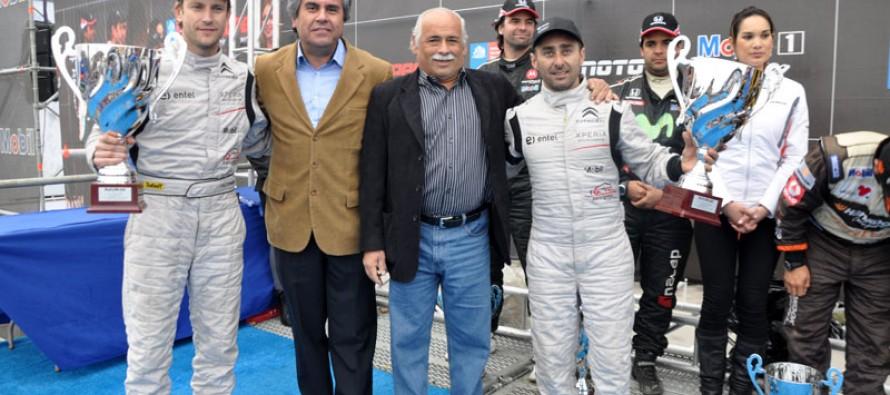 Con la proyección de incluir nuevas rutas en Vicuña finalizó la quinta fecha del RallyMobil