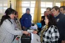 Se inicia entrega el Bono sequía para las comunas de la Provincia de Elqui