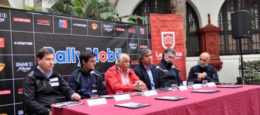 Quinta fecha del RallyMobil estará este sábado en el sector de Marquesa-Talcuna